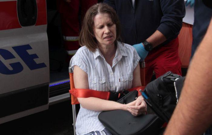 Slobodanka Ninić najavila tužbu protiv policije i izvršitelja zbog polomljene ruke