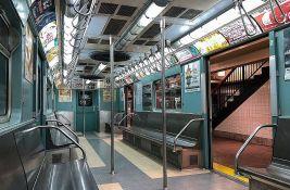 Počinje besplatna vakcinacija u njujorškom metrou, vakcinisani će se voziti besplatno