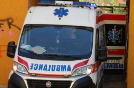 Šestoro povređenih u četiri udesa u Novom Sadu