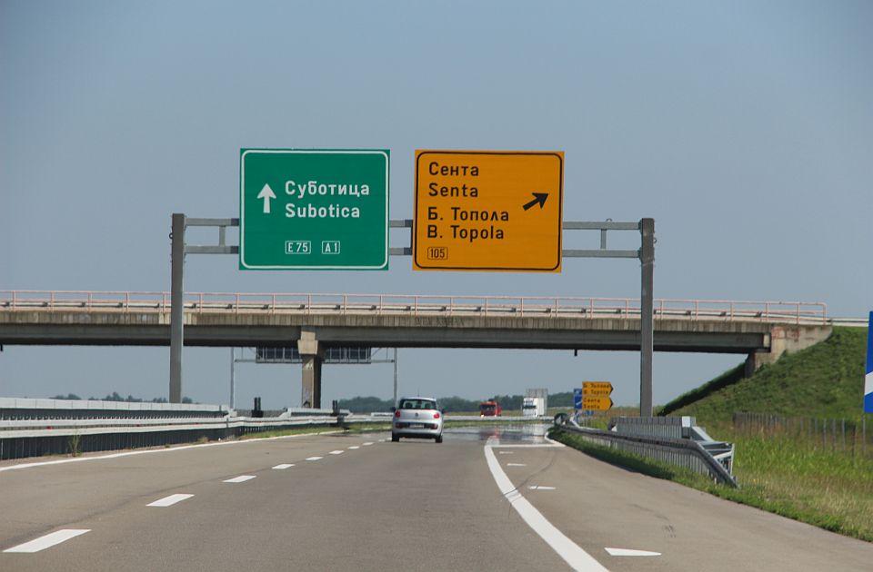 Od danas do kraja jula radovi kod petlje Subotica, izmena saobraćaja i na drugim lokacijama