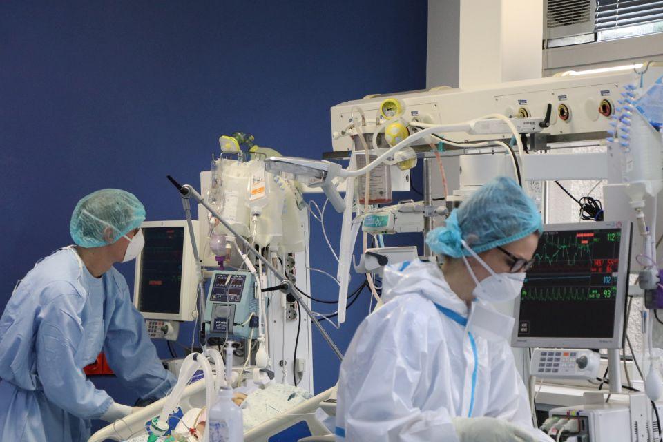Porast broja novih slučajeva korone u Novom Sadu i Vojvodini