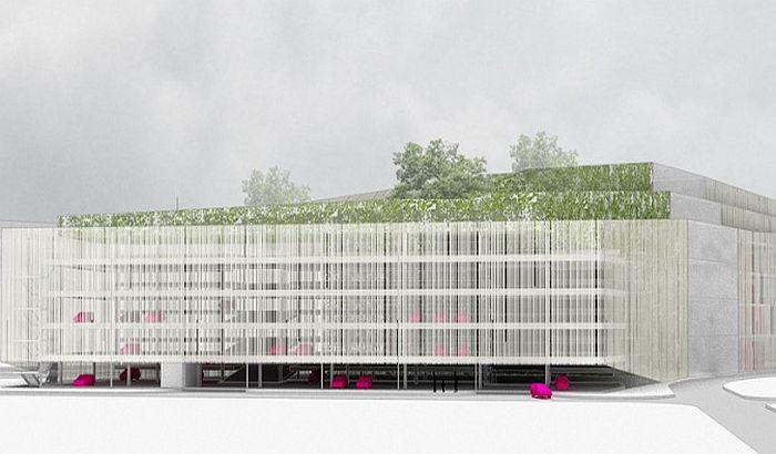 Izabran projektant javne garaže u Šafarikovoj