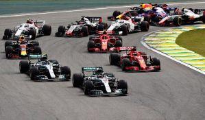 Hamilton pobedio u trci za Veliku nagradu Brazila