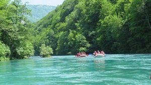 Avantura vredna ponavljanja: Kupanje u tirkiznoj Tari i uživanje pod vodopadom