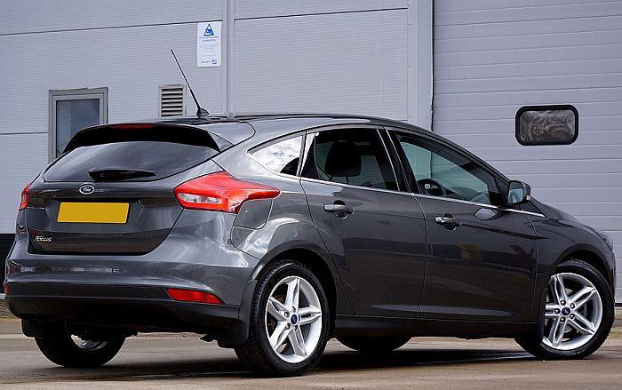 Ford ponovo povlači 58.000 vozila zbog sigurnosnog propusta