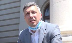 Boško Obradović sutra u tužilaštvu zbog sukoba pred Skupštinom Srbije