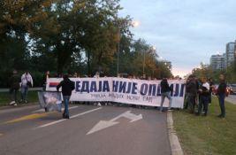 SNS odgovara zbog trobojki: Saopštenje SSP-a dokaz da mrze Srbiju i njene simbole