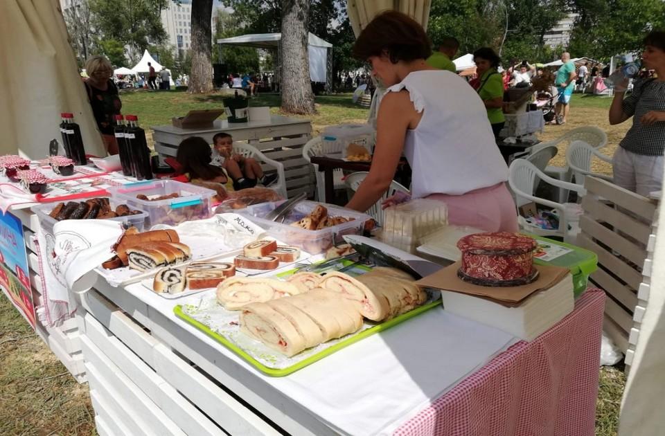 """""""Ukusi Vojvodine"""" za vikend u Limanskom parku"""