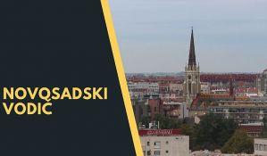 Danas u Novom Sadu - nedelja, 9. februar