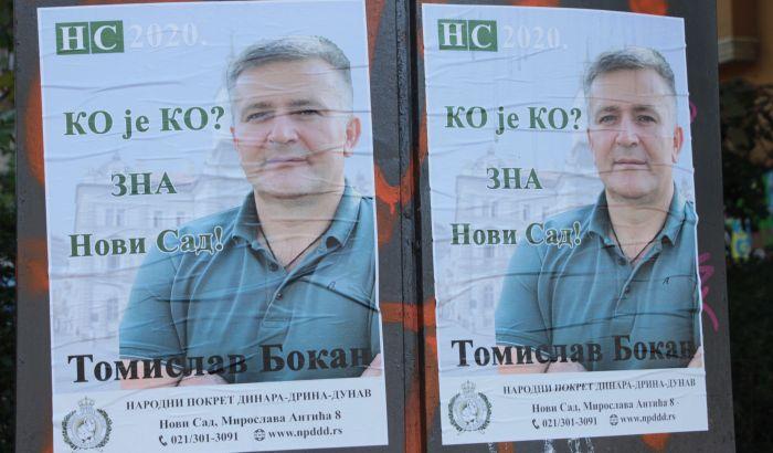Izborna frka: Povratak Bokana i granica koju LSV