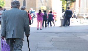 Stariji muškarci najmanje zabrinuti zbog korone