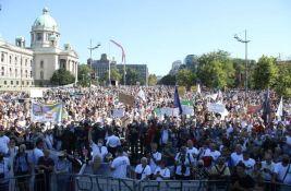 Brnabić o ekološkom protestu: Učesnici iskreno brinu o životnoj sredini, ali nisu informisani