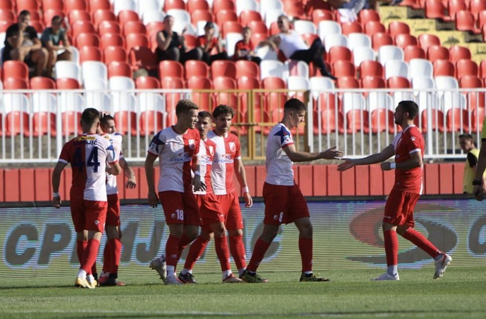 Voša nerešeno protiv Metalca, 2:2 u Novom Sadu