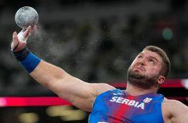 OI: Sinančević u finalu, Kolašinac podbacio u bacanju kugle
