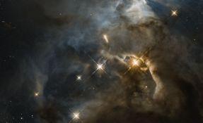 FOTO: Objavljena fantastična slika nastala u senci mlade zvezde