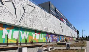 Tržni centar Promenada ekspresno dobio upotrebnu dozvolu