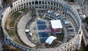 Pulska Arena otvorena za posetioce