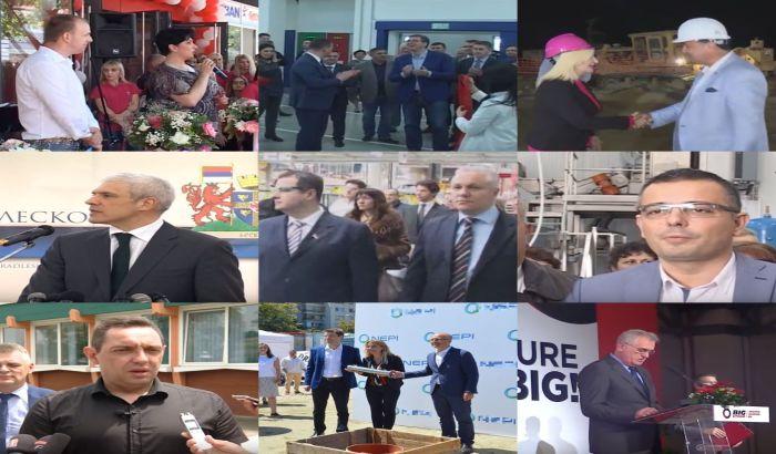 Političari sve agresivniji u (samo)promociji