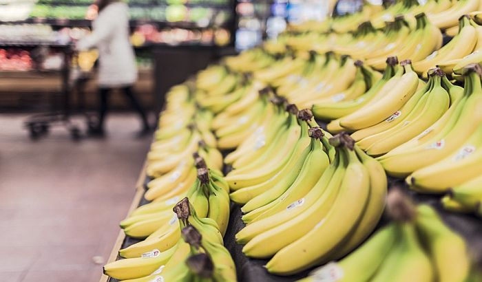 FOTO: Korejci osmislili novi način pakovanja banana