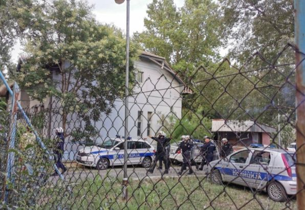 Ruši se policijska stanica u Radničkoj ulici
