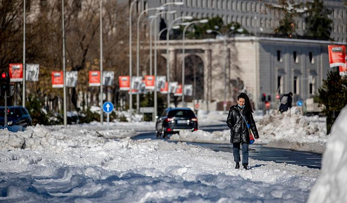 Evropi preti ledeni talas sa Arktika