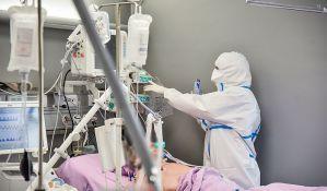 Dvoje preminulo od korone u Kliničkom centru Vojvodine, Infektivna klinika puna