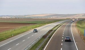 Saobraćaj u jednoj traci na deonici Titel - Perlez zbog oštećenja na mostu