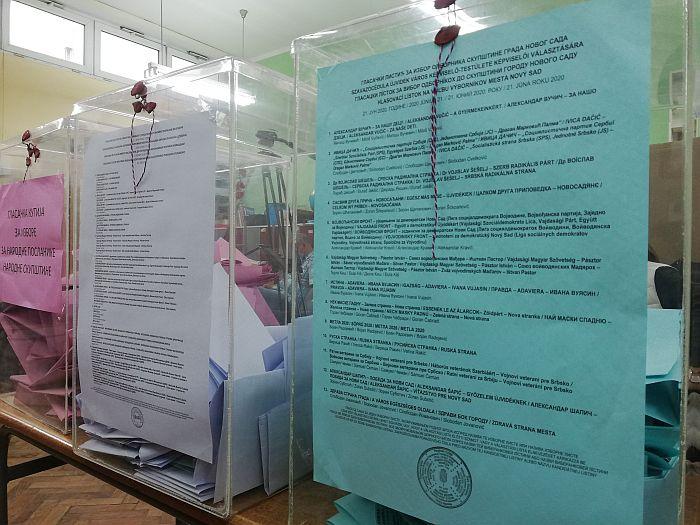 Izbori za odbornike ponavljaju se na 27 izbornih mesta u Šapcu