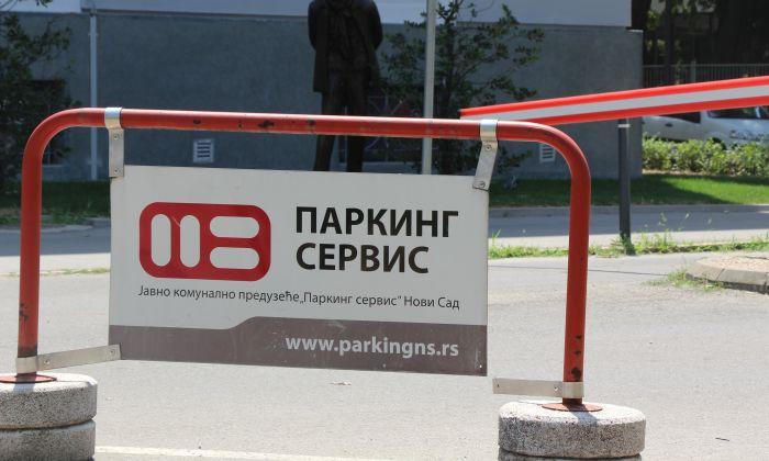 Besplatan parking u pojedinim ulicama u Gradiću za vreme Egzita