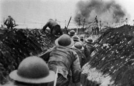 AUDIO: Kako su zvučali poslednji trenuci Prvog svetskog rata