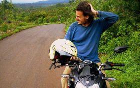 Novosađanin u Indoneziji: Erupcije svakodnevica, motocikle obožavaju