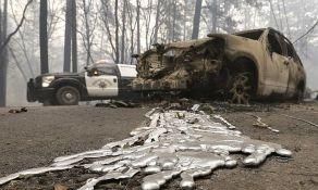 VIDEO: Vatrogasci nemoćni protiv požara u Kaliforniji, bez kuća ostali i poznati
