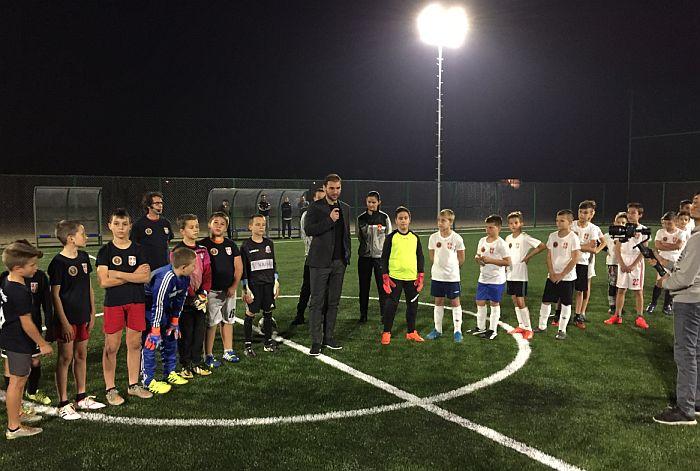 Sremska Mitrovica: Otvoren fudbalski teren