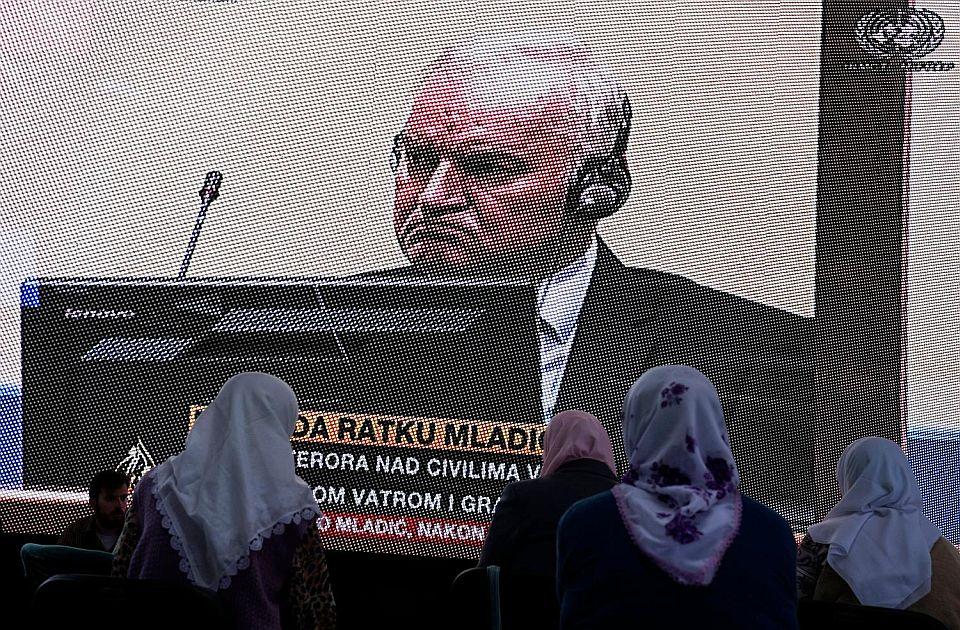 """Stižu brojne reakcije: """"Ovo nije presuda srpskom narodu, već jedino Mladiću"""""""