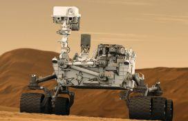 Otkrivene velike količine metana na Marsu