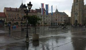 Zasedao Gradski štab za vanredne situacije zbog upozorenja na vremenske nepogode