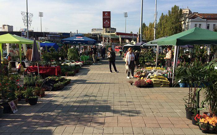Četvrta jesenja cvetna pijaca 11. i 12. oktobra na platou Spensa