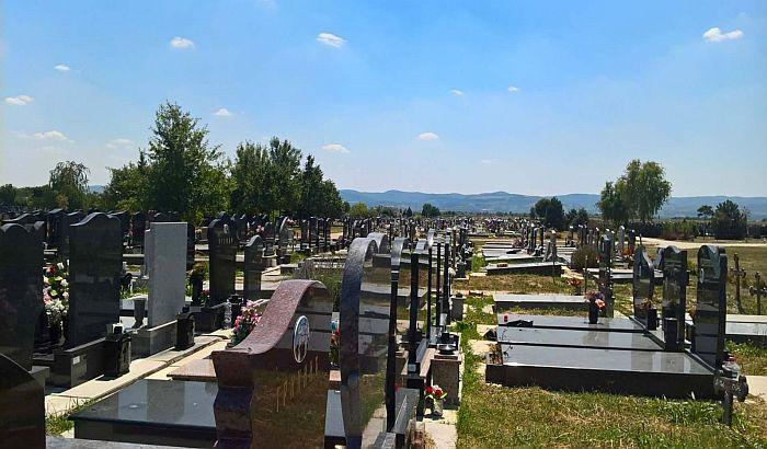 Raspored sahrana za sredu, 9. oktobar