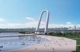 Odbornici u petak usvajaju plan novog mosta u Novom Sadu, pogledajte odbačene primedbe