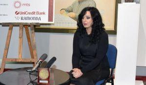 Tanja Pjevac dobitnica nagrade