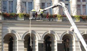 FOTO: Novi Sad kupuje dodatnu novogodišnju rasvetu za deo centra i Bulevar oslobođenja