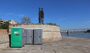 Iz budžeta grada 6,2 miliona dinara za javne toalete