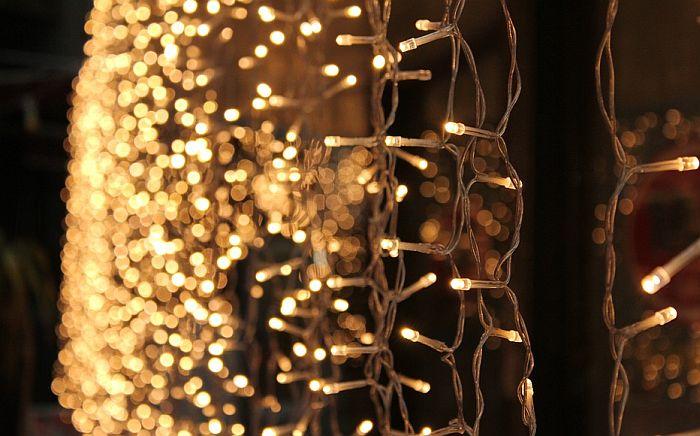 Otkačio se deo novogodišnje rasvete u Beogradu