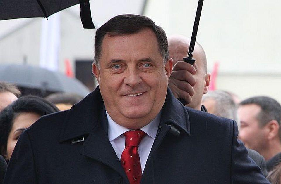 Predstavnici Republike Srpske od sutra ne učestvuju u radu institucija BiH