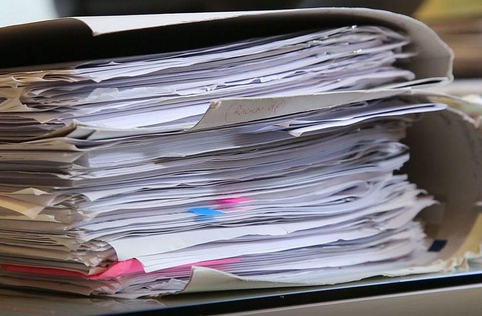 Tužilac: Saslušanje odgovornih za urušavanje zgrade na Vračaru krajem avgusta