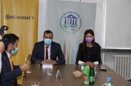 FOTO Potpisan ugovor o saradnji Continentala i PMF-a: Novi Sad - Silicijumska dolina Srbije