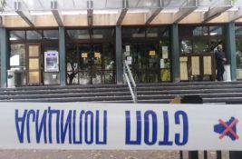 Još jedna dojava o bombi u novosadskom sudu