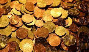 Prosečna plata u Hrvatskoj oko 850 evra