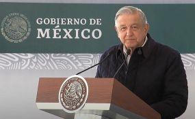 Meksički predsednik ima koronu