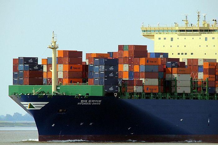 Roba iz Kine kasni zbog nedostatka brodskih kontejnera